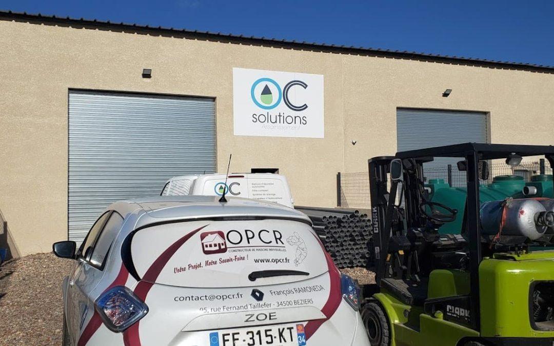 Formation nouveaux produits : station d'épuration autonome
