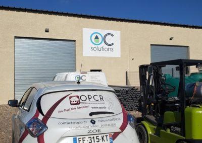 Bâtiment Oc solutions assainissement
